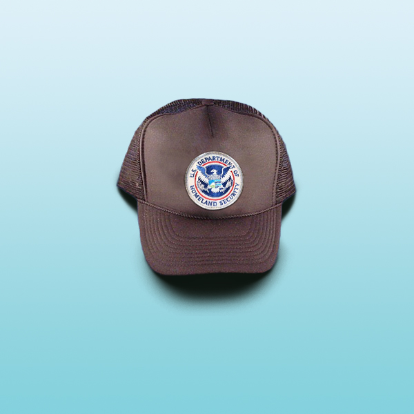 Homeland Sec BB Cap